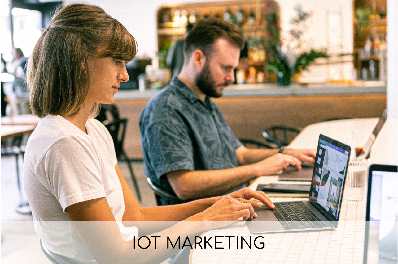 IoT Marketing - internet of things - formazione