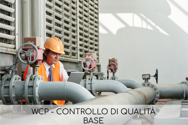 WCP - World Class Production - Controllo di qualità - Corso base