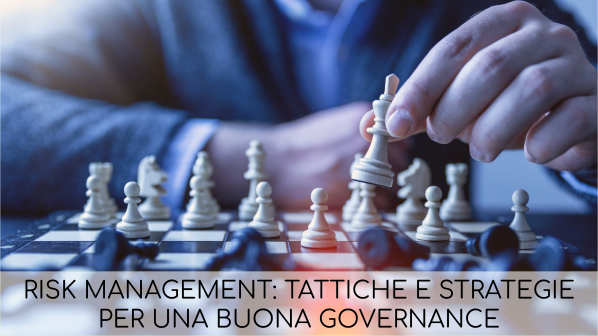 Corso in aula virtuale - Risk Management